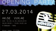27.03.2014 – Semester Opening Party