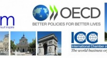 13.-15.04.2014 – Exkursion zu OECD und ICC in Paris